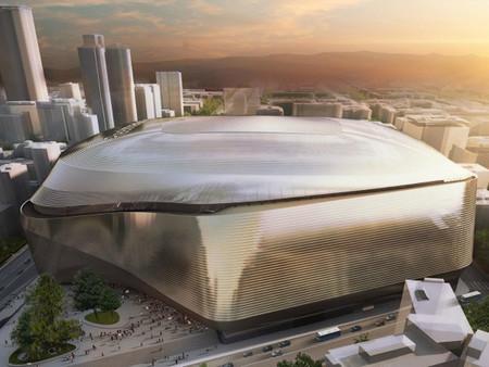 El estadio de fútbol Santiago Bernabéu cambiará de apellido tras una colosal reforma