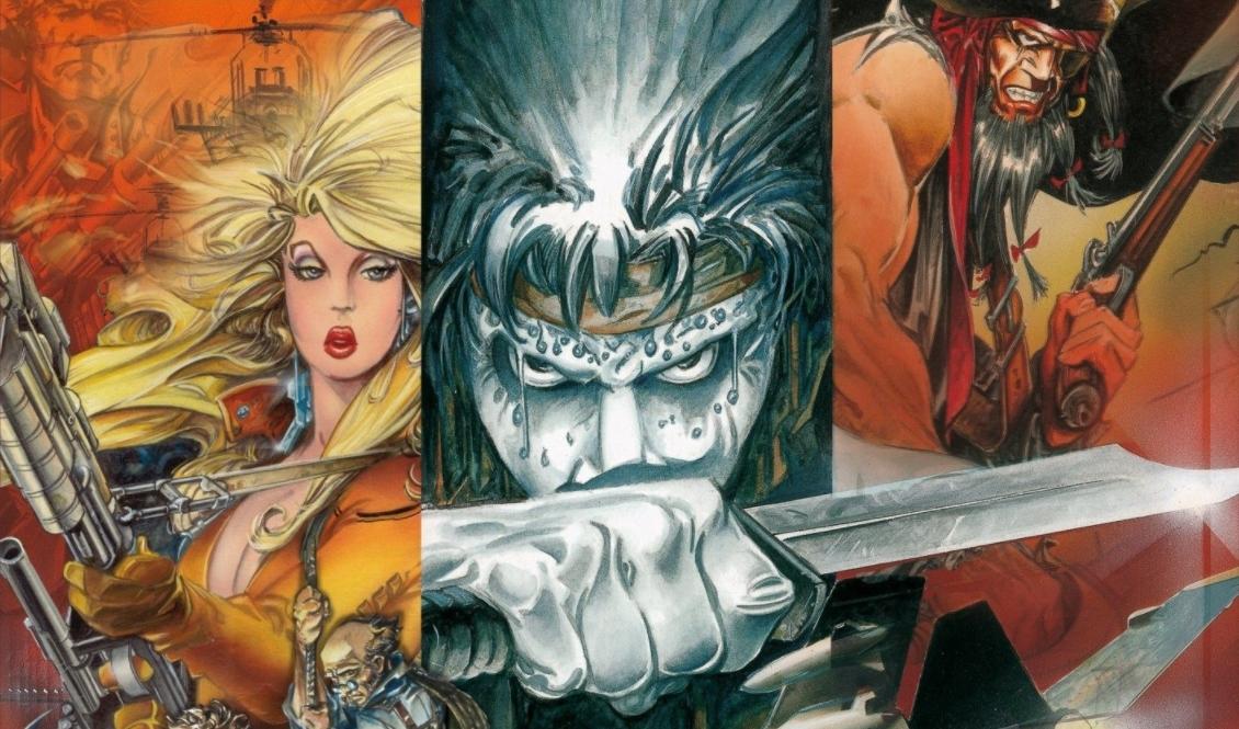 Cómics y Manga - cover