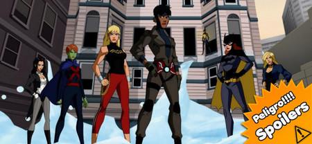 'Young Justice: Invasion', adiós a una gran serie