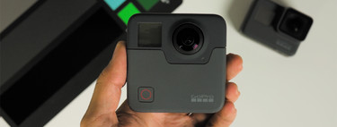GoPro Fusion, análisis: la vida en 360º sigue siendo para unos pocos