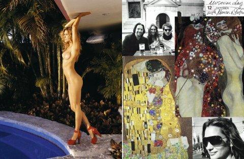 Foto de Pamela Anderson, Brooke Shields, Heidi Klum o Penélope Cruz: Las chicas de Sante D'Orazio (3/7)