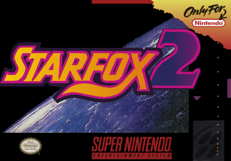 Starfox2 Snes Game Box
