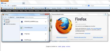 Firefox 20 disponible con nuevo gestor de descargas y mejoras en la navegación privada