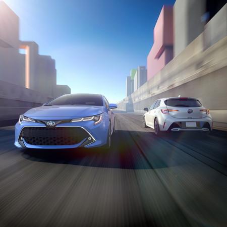 Toyota Corolla Hatchback 6
