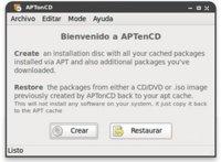 Guarda y restaura copias de seguridad de todos los programas instalados en tu Debian/Ubuntu