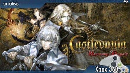 'Castlevania: Harmony of Despair'. Análisis