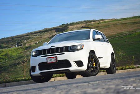 Jeep Grand Cherokee Trackhawk 2
