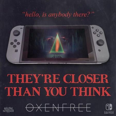 """La versión para Nintendo Switch de Oxenfree """"está más cerca de lo que creemos"""""""