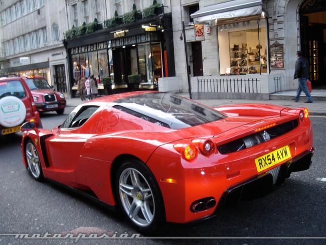 Ferrari Enzo Londres
