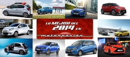 Mejor coche asequible: Lo mejor de 2014 en Motorpasión