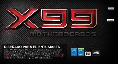 EVGA promete el mejor nivel de overclock con sus motherboards X99