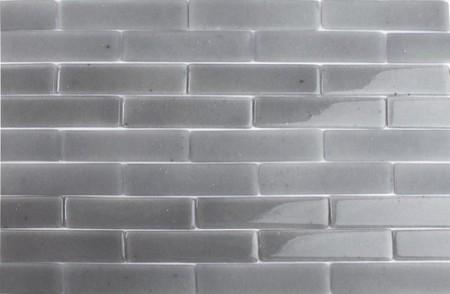 Recicladecoración: azulejos fabricados con viejos tubos de rayos catódicos