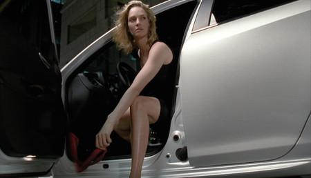 Alfa Romeo y Uma Thurman
