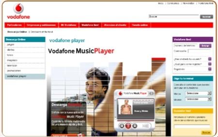 Vodafone Music, en el móvil y el ordenador