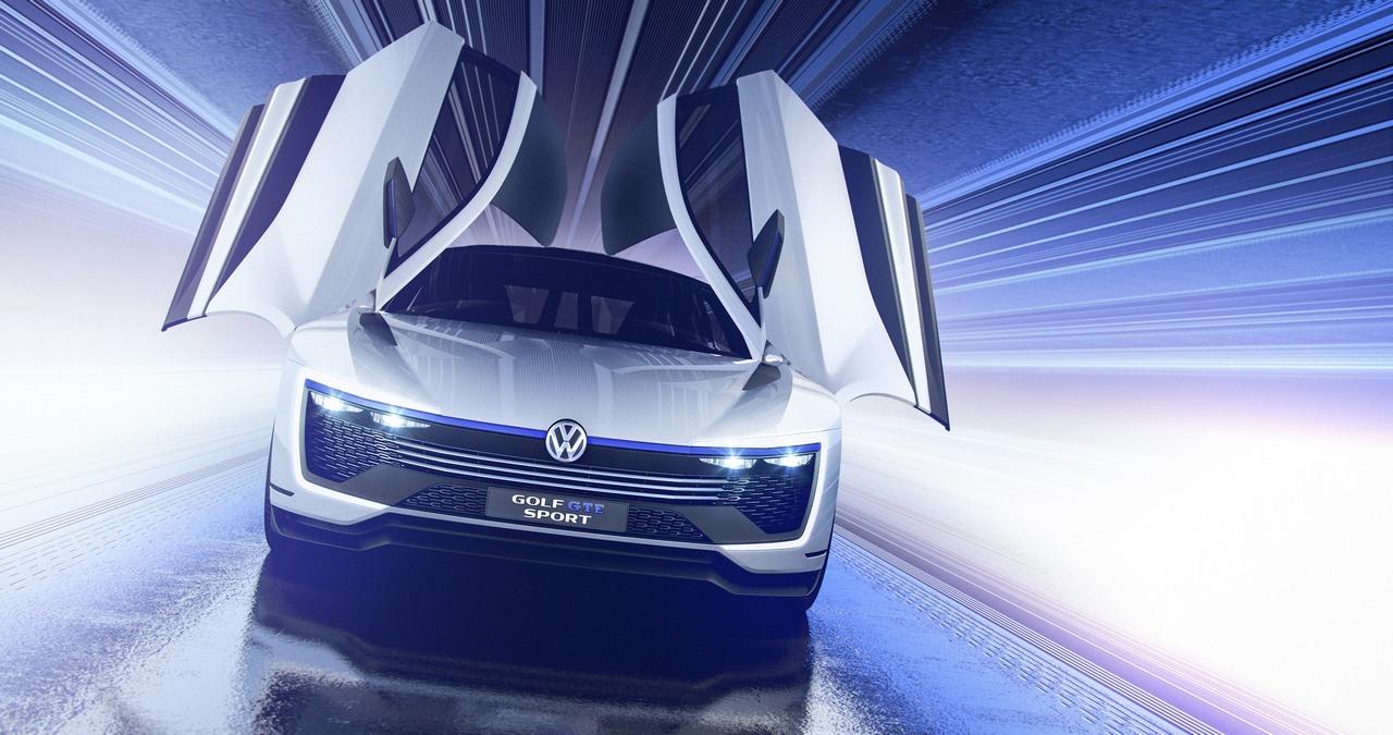 Foto de Volkswagen Golf GTE Sport Concept (32/43)