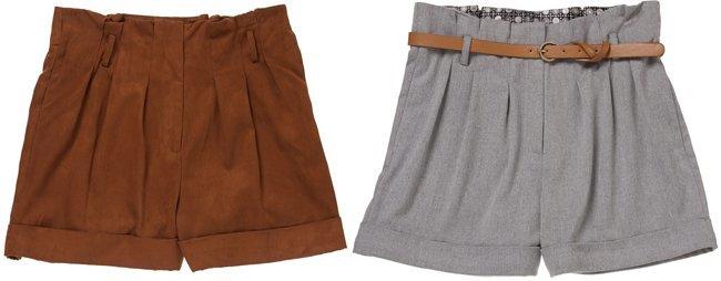 Primark shorts trabajo
