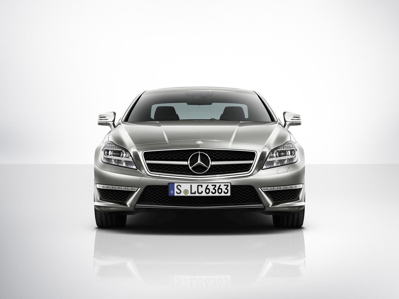 Foto de Mercedes CLS 63 AMG 2011 (1/30)