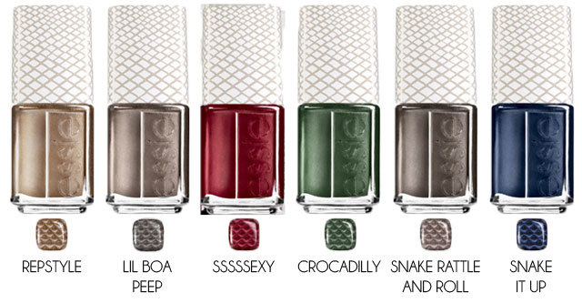 Essie Repstyle Magnetic Collection