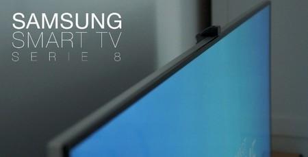 Samsung Smart TV Serie 8000, análisis