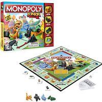 Monopoly Junior, en versión española, a su precio más bajo en Amazon: 9,99 euros