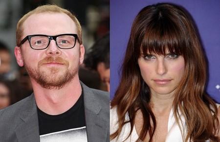 Simon Pegg y Lake Bell protagonizarán la comedia romántica 'Man Up'
