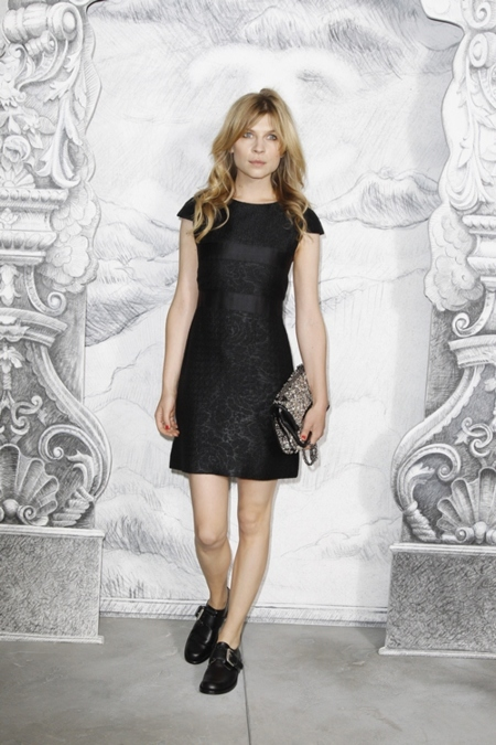 clemence poesy chanel
