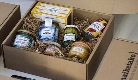 Salchichón ibérico de bellota, chuletas de ternera de Cárnicas Luismi y aceite de oliva Arbequina: mejores ofertas gourmet hoy en Amaiketako