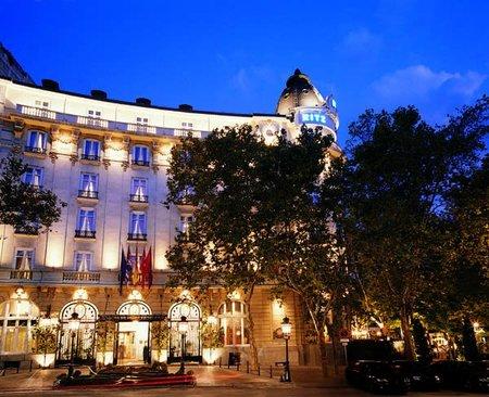 Embelezzia en el Hotel Ritz de Madrid