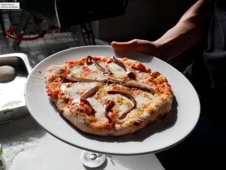 Pizza Anchoas