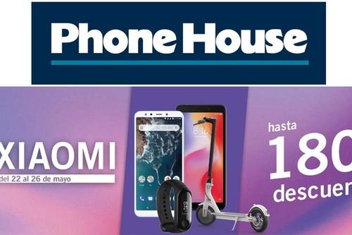 Semana Xiaomi en Phone House: te puedes ahorrar hasta 180 euros en tu próximo smartphone