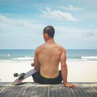 Entrenar en la playa: Algunas actividades para mantenernos en forma en vacaciones