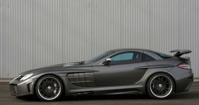 Mercedes SLR por FAB Design, las fotos de la criatura