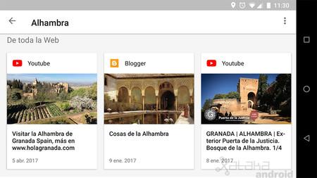 Google Trips ahora te muestra vídeos y blogs de los sitios que quieres visitar en tu viaje