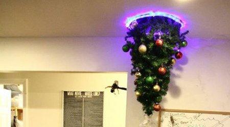 El árbol de navidad al estilo 'Portal'