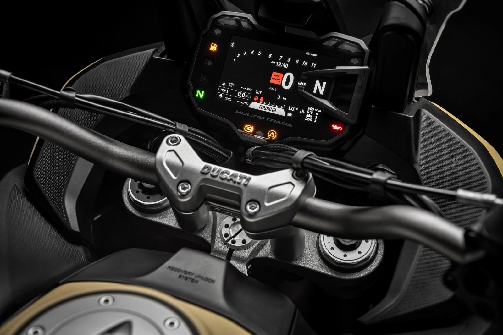 Foto de Ducati Multistrada 1260 Enduro 2019 (38/68)