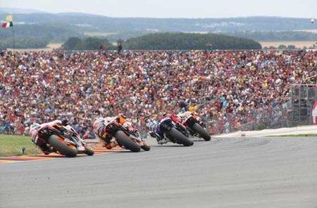 El circuito de Sachsenring podría decir adiós al mundial de MotoGP