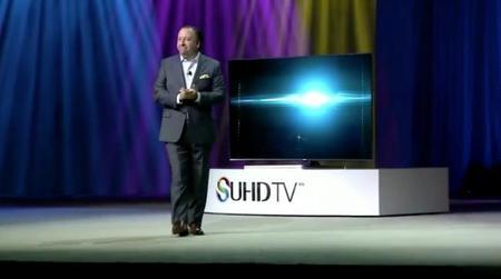 SUHD TV, la nueva apuesta de Samsung para diferenciar sus televisores