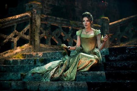 El maravilloso vestuario de 'Into the Woods', la próxima película de Disney