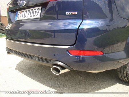 Ford Mondeo SportBreak tubos de escape
