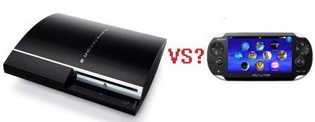 PS Vita Vs PS3 ¿cuál prefieres por el mismo precio?