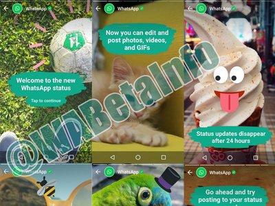 WhatsApp Status está al caer y ya conocemos al completo cómo funcionará