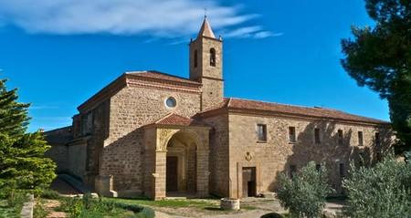 Monasterio De Santa Maria Del Olivar En Estercuel