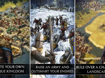 Total War Battles: Kingdom llega a Android, construye y defiende tu reino con lo nuevo de Sega