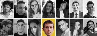 20 jóvenes de menos de 20 años nos lo explican: por qué no estamos en Facebook ni creemos que vayamos a estar