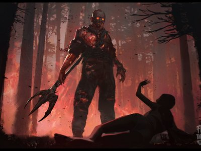 Friday the 13th: The Game anuncia su fecha de lanzamiento con un tráiler cargado de ultraviolencia