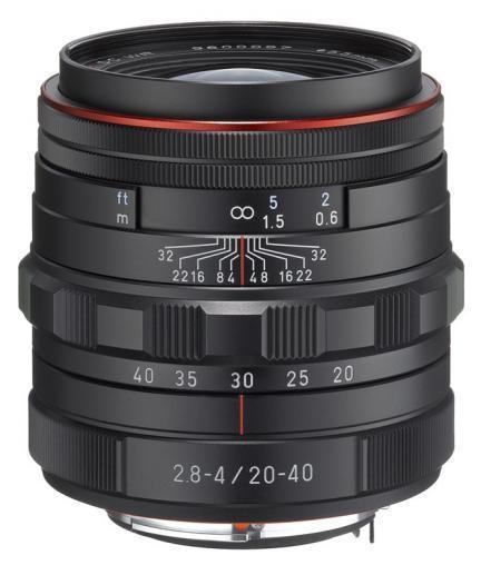 HD PENTAX-DA 20-40mm F2.8-4ED