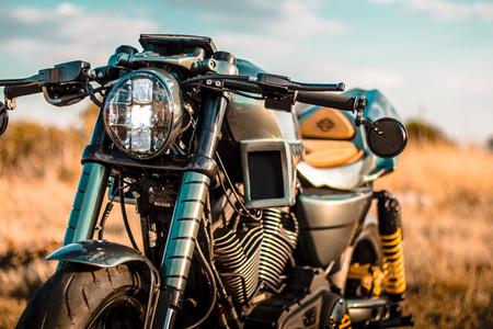 ¡Digna de Mad Max! La bestial Apex Predator ha ganado el concurso King of Kings de Harley-Davidson
