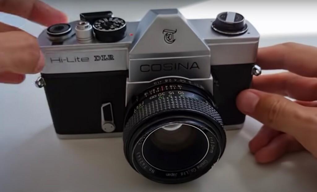 Esta vieja cámara analógica tiene truco: se ha transformado en una digital gracias a la magia de la Raspberry Pi