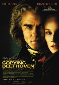 'Copying Beethoven', menos mal que nos queda la música