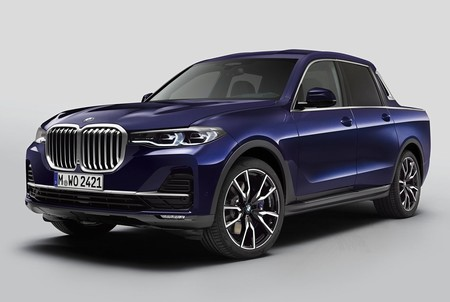 Bmw X7 Pick Up Concept 2019 1600 01